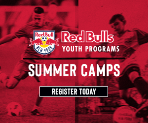 Red Bulls Youth Programs Summer Camps
